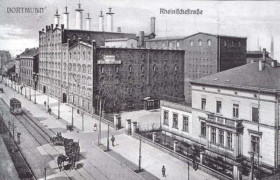DAB ca. 1900